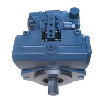 Hydraulic Dg4V-3-6c-M-U-H7-60 Solenoid Valve 24V for Eaton Vickers